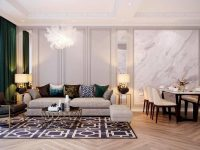 Thiết kế và trang trí phòng khách đẹp như mong ước