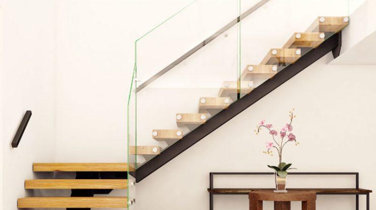 """Cách tính bậc cầu thang phong thủy theo quy luật """"Sinh - Lão - Bệnh - Tử"""" dễ tính và tiện dụng cho gia chủ."""
