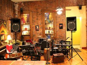 kinh nghiệm mở quán cafe acousticc