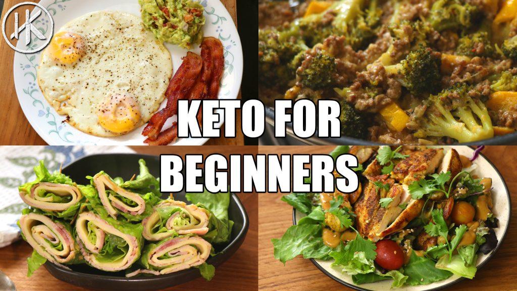 Chế độ ăn keto thực đơn 7 ngày