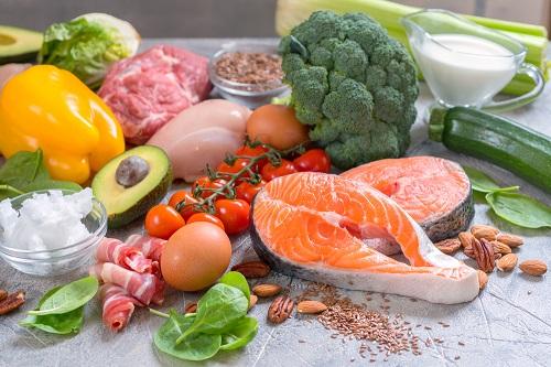 Những thực phẩm nên ăn theo chế độ ăn low carb