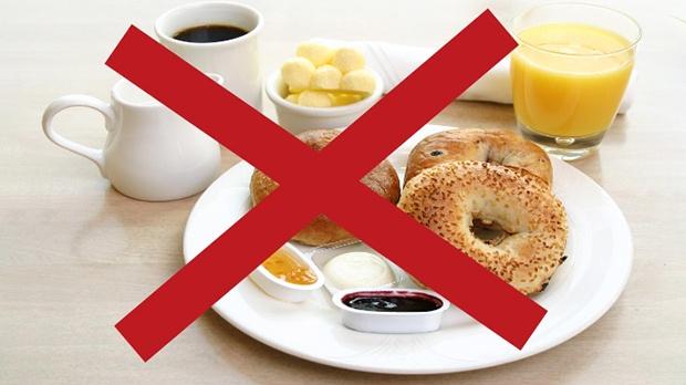 Một số thực phẩm cần tránh trong chế độ ăn Keto