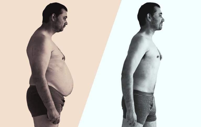 Thực đơn giảm mỡ bụng cho nam