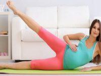 """Bài tập giảm cân khi mang thai an toàn vẫn đảm bảo """"mẹ tròn con vuông"""""""