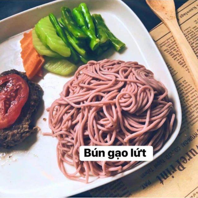 Bún gạo lứt - Món ăn quen thuộc của giới giảm cân