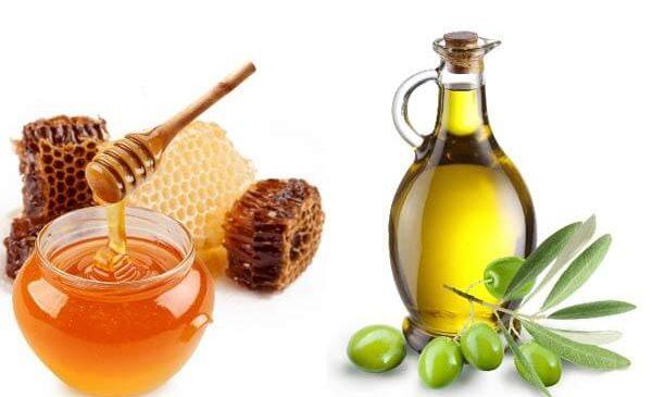 Cách làm trắng da với mật ong và tinh dầu oliu