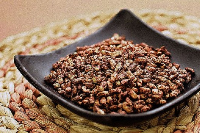 Gạo lứt rang có tác dụng hiệu quả trong quá trình giảm cân lại có mùi vị hấp dẫn