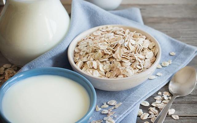Sữa Yến Mạch giúp giảm cân, lấy lại vóc dáng