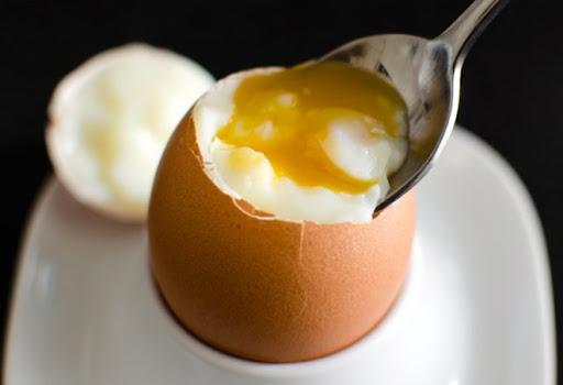 Loại trứng nào ăn giảm cân