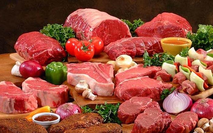 Các loại thịt đỏ gây tăng cân