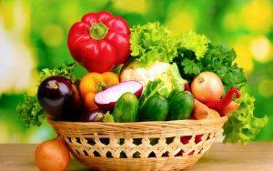các loại rau giúp giảm cân