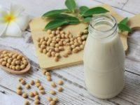 Thành phần trong sữa đậu nành