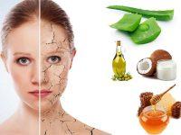 5 cách dưỡng ẩm cho da khô tại nhà bằng nguyên liệu thiên nhiên