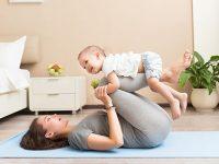 3 Cách giảm cân sau sinh hiệu quả nhất cho mẹ bỉm sữa