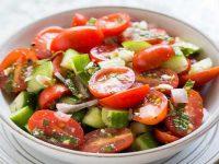 Mách bạn thực đơn giảm cân với cà chua siêu hiệu quả
