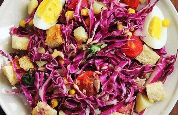 Hướng dẫn thực đơn giảm cân với bắp cải trong 7 ngày