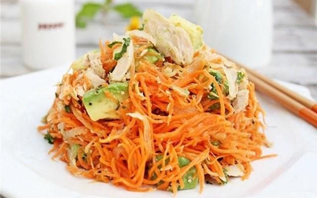 Mách bạn 4 thực đơn giảm cân với cà rốt siêu nhanh chóng